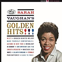 Sarah Vaughan - Golden Hits (2019) LEAK ALBUM