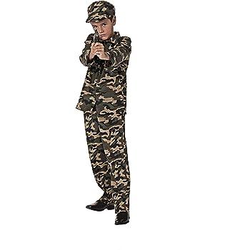 Costumizate! Disfraz de Militar Talla 10-12 Especial para niños ...