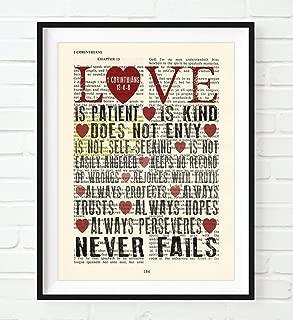 valentine wall art
