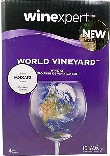 Home Brew Ohio B00C7A0KII FBA_Does Not Apply Vintners Reserve World Vineyard California Moscato Wine Kit