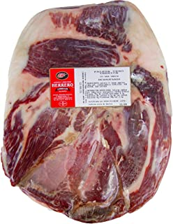Jamón Ibérico de Cebo Deshuesado (Paleta). 82,90€. ENTREGA 24-72 HORAS. 2-2,5kg aproximadamente. Salamanca, Paletilla. Jamones y Embutidos Herrero.