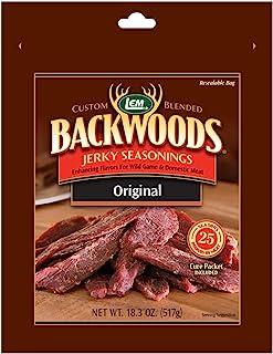 LEM Backwoods Original Jerky Seasoning with Cure Packet