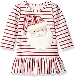 Toddler Baby Girls Halloween Clothes Newborn Pumpkin Spooky Cartoon Print Dress Halloween Skirt Outfit