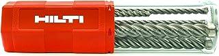 Hilti 7613023579243 CX Set-Juego de 6 Brocas M1 SDS Plus 5-12 mm para hormigón, 0 W, 0 V, Piezas