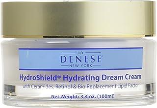 Dr. Denese SkinScience HydroShield Hydrating Dream Cream Advanced Hydration with Retinol, Peptides & Cermid...