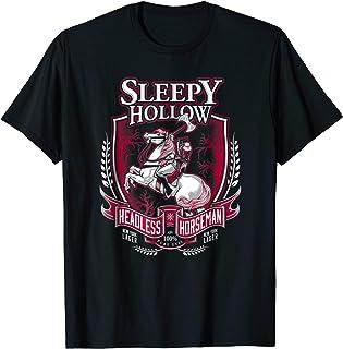 Sleepy Hollow | Headless Horseman | Gothic Halloween T-shirt