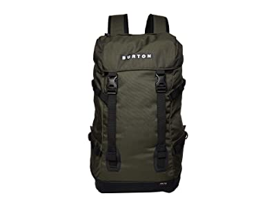 Burton Tinder 2.0 Backpack (Forest Night Cordura Ballistic) Backpack Bags