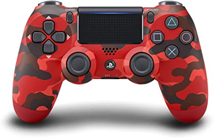 Wireless Controller - Red CamouflagePlayStation 4