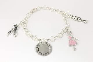 Nutcracker 2019 Charm Bracelet - Gift for Ballerina - Ballet Dancer - Dance - Nut Cracker