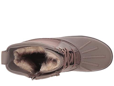 Clarks Carima Luna Black Leather/Textile Combo