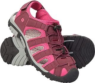 Mountain Warehouse Trek Womens Shandal Beach Shoes - Hiking Sandals