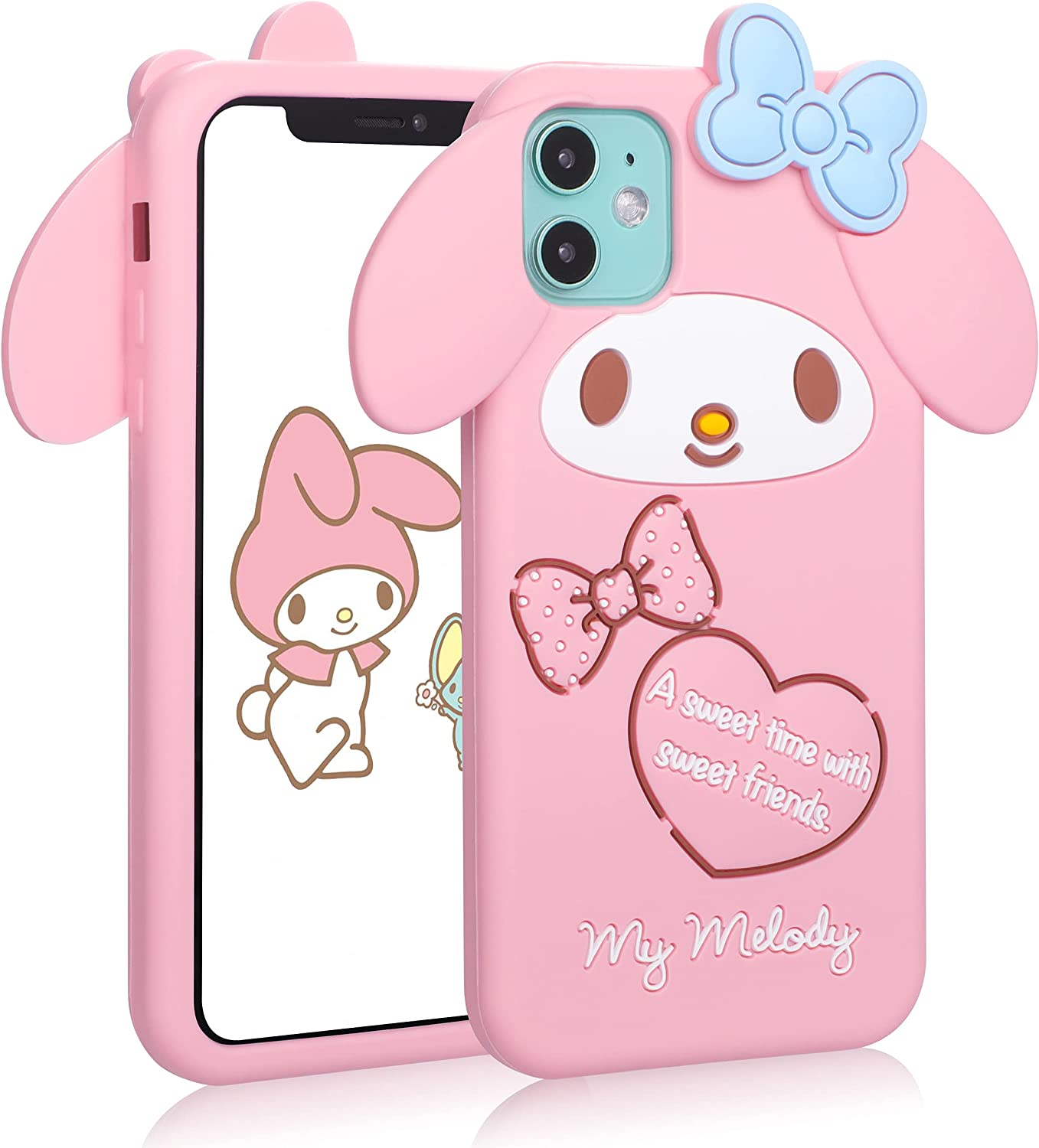 STSNano Case for iPhone 12 Pro/12 6.1