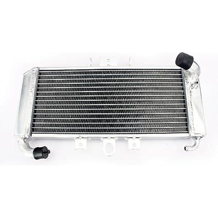 Tarzon Wasserkühler Motorkühlung Kühler Aluminum Core Radiator Für Yamaha Yzf R1 2000 2001 Auto