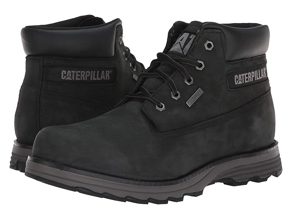 Caterpillar Casual Founder Waterproof (Black) Men