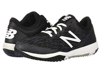 New Balance 4040v5 Turf (Black/White) Men