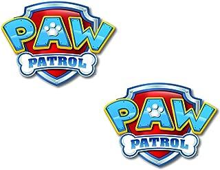 Paw Patrol Logo Sheet Edible Photo Birthday Cake Topper Frosting Sheet Party (4 Inch)
