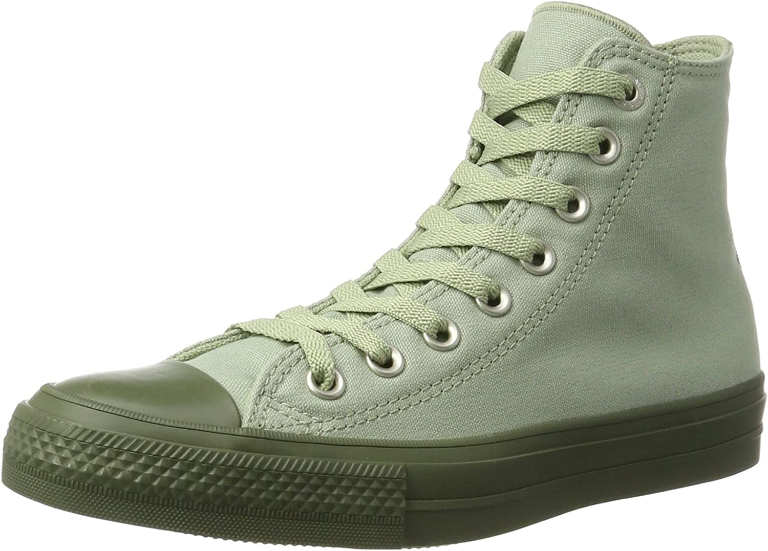 Converse Unisex Adults' Chuck Taylor All Star Ii Contrast High Hi-Top Trainers