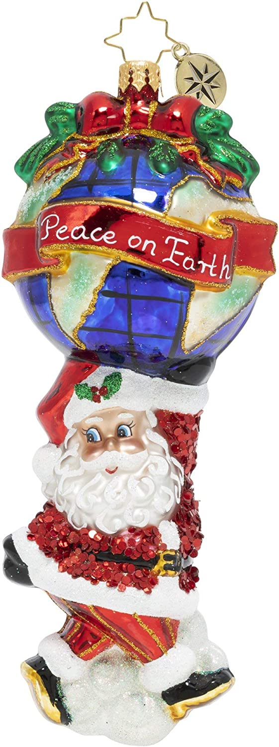 Christopher Radko Hand-Crafted European Ornament Christmas SALENEW Free shipping on posting reviews very popular Glass