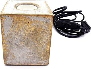 ILUMINACIÓN DE DISEÑO Lámpara mesa, Marrón, marrón 1900803