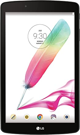 """LG G Pad F (AK495) 2nd Gen 8"""" Tablet 16GB WiFi 4G LTE (Unlocked OEM) US Titan Silver"""