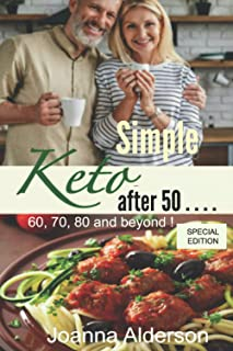 Simple Keto after 50 (Special Edition)