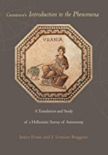 Geminos's Introduction to the Phenomena: A Translation and Study of a Hellenistic Survey of Astronomy