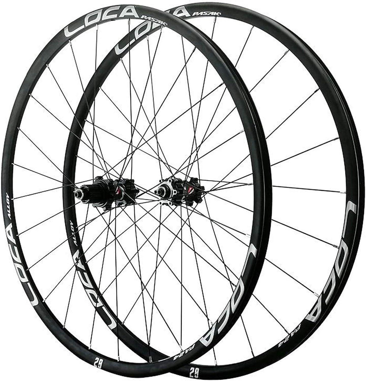 ZCXBHD Brand Cheap Max 81% OFF Sale Venue 26 27.5 29 Inch MTB Straight Release Wheelset Quick Bike
