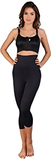 Macom CRYSTALSMOOTH - Leggings anti-cellulite Nero Large