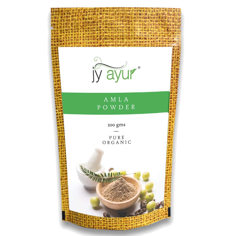 Dharma JY Ayur Organic Amla Powder for 200 Very popular Grams of Hair Max 42% OFF pack -