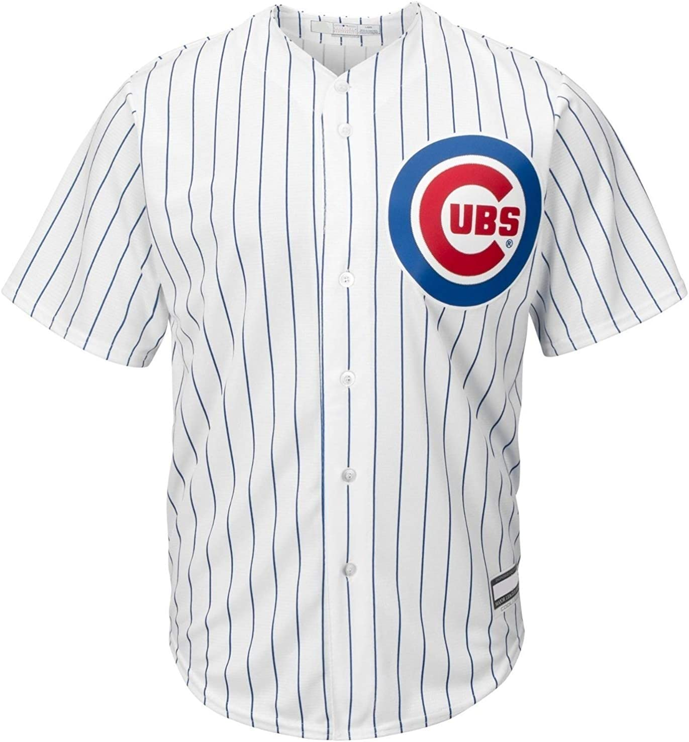Outerstuff Javier Baez Chicago Cubs MLB Boys Toddler 2-4 Player Jersey