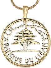 Cedar Tree of Lebanon Pendant & Necklace