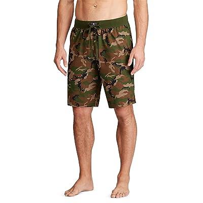 Polo Ralph Lauren Knit Sleep Shorts (Surplus Camo) Men