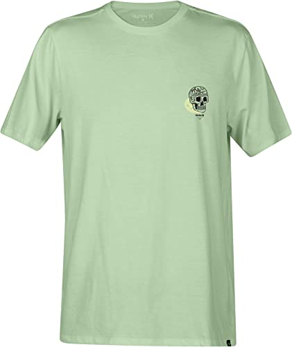 Hurley Happy SS T-Shirt, Homme