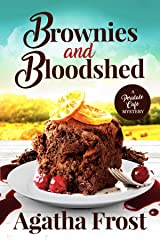 Brownies and Bloodshed (Peridale Cafe Cozy Mystery Book 19) Kindle Edition
