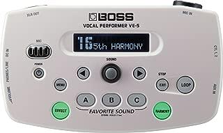 VE-5 (WHITE): Vocal Performer