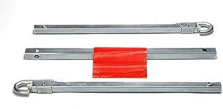 UNITEC 73530 Abschleppstange 2 Tonnen, vollverzinkt