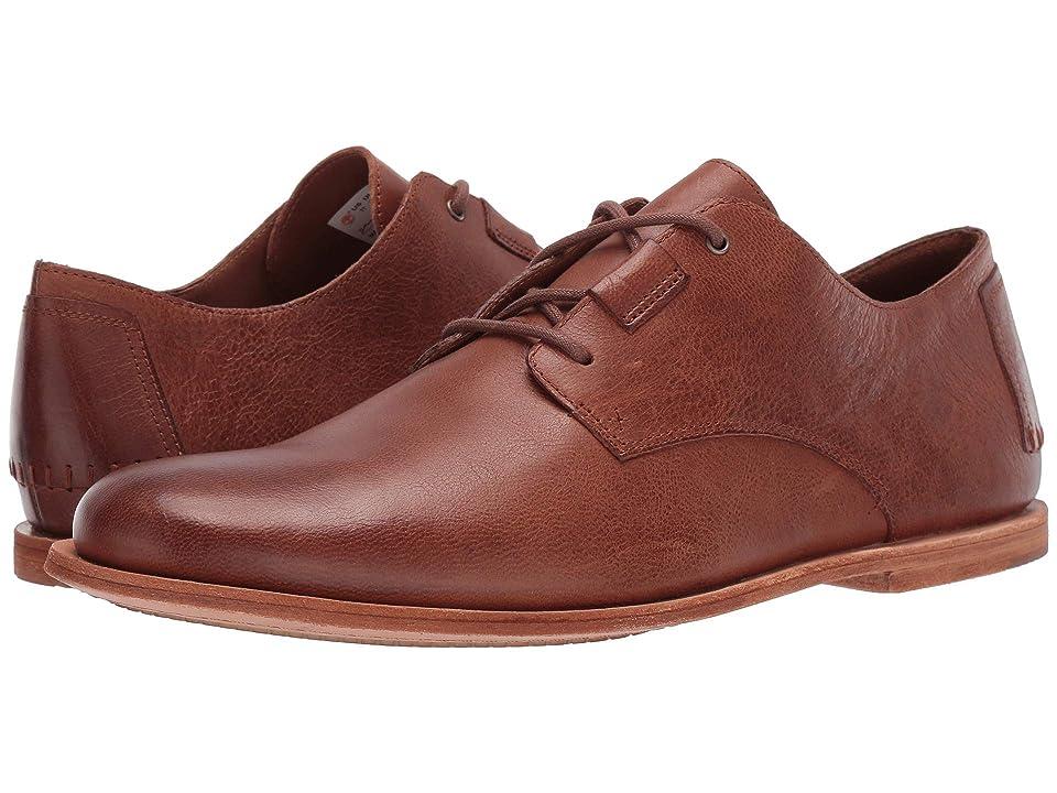 Timberland Boot Company Tauk Point Oxford (Medium Brown Full Grain) Men