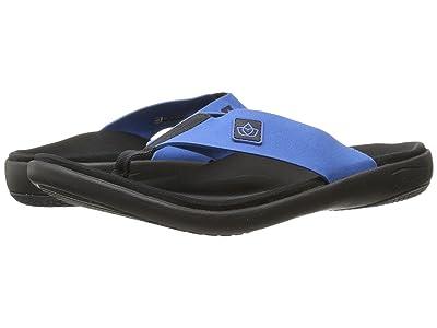 Spenco Pure Sandal (True Navy) Men