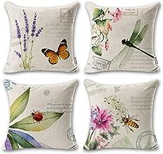 Best lavender outdoor pillows Reviews