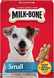 Milk-Bone Original Dog Treats for Small Dogs, 24 Ounce
