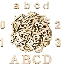 raised letters and numbers