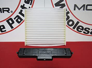 Dodge Ram 1500 5500 Cabin Air Filter Filter Access Door Updated Kit New Oem Mopar Passenger Compartment Air Filters Amazon Canada
