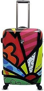 Heys Romero Britto New Day 26 Spinner Luggage
