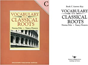 Vocabulary from Classical Roots C SET (Grade 9) - Student Book, Answer Key