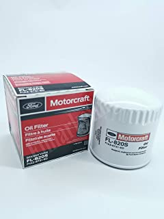 MOTORCRAFT Genuine Parts oil filter FL-820S-F1AZ-6731-BD for vehicles