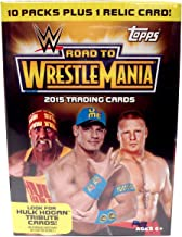 Topps WWE 2015 Road to Wrestlemania Value Box, Black