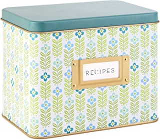Best hallmark recipe box Reviews