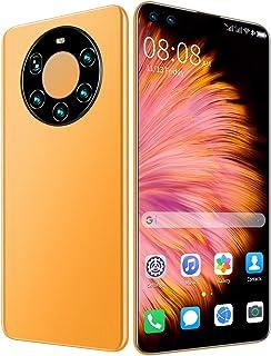 High-Definition Mobile Phone, Smartphone Unlocked Face Unlock Function Mobile Phone 24MP+48MP Dual Rear Cameras Dual SIM