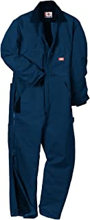 two piece coverall