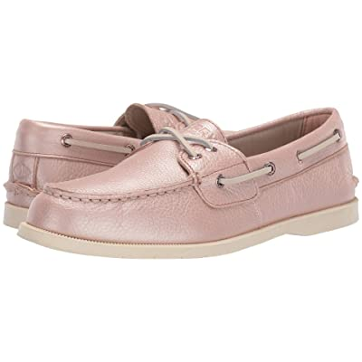 Sperry Conway Boat (Rose Gold) Women